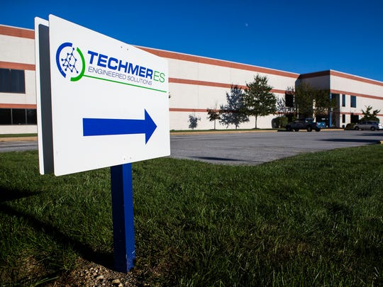 Techmer ES recently moved a production facility from