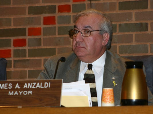 Mayor Anzaldi burglary
