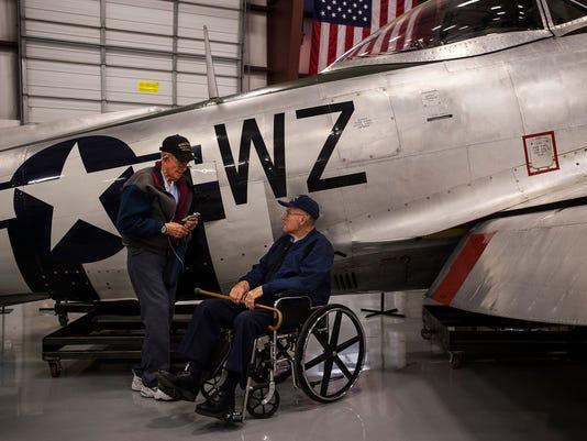 Fort Collins WWII veterans