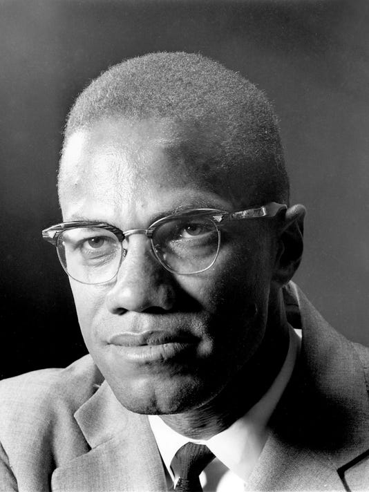 honor malcolm x on his birthday for his courage and pride
