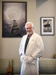 Dr. Bruce Minkin, with Carolina Hand and Sports Medicine,
