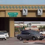 Chandler's Price Road and Chandler Boulevard intersection had the most accidents in the region in 2013, with 49 crashes.