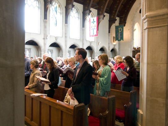 Mainline Protestants, in congregations as Second Presbyterian