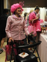 The Pampered in Pink event will be held on Oct. 16 from 5:30 p.m. to 7:30 p.m. at the Nancy Reagan Breast Center, 2750 N. Sycamore Drive, Simi Valley.