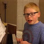 11-year-old with autism to meet hero musician