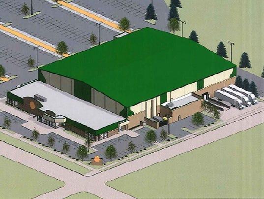 Oshkosh OKs plans for possible D-League arena