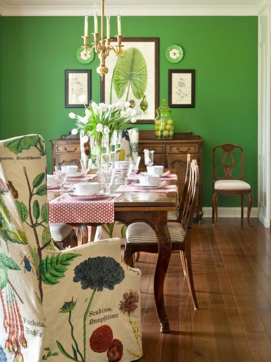 Style at Home: Wingback chairs warm up every room