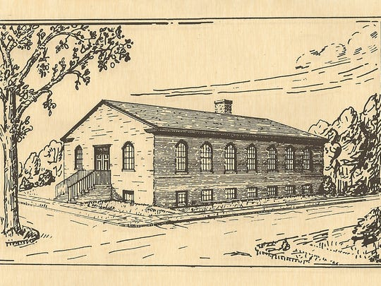 Beth El Jacob's first synagogue was in a former church at East Second and Des Moines streets in Des Moines from 1893 to 1922.