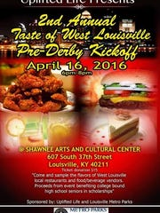 Taste of West Louisville Pre-Derby Kickoff  features