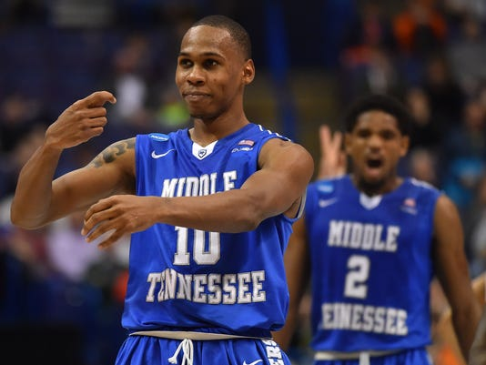 NCAA Basketball: NCAA Tournament-First Round-Michigan State vs Middle Tennessee State