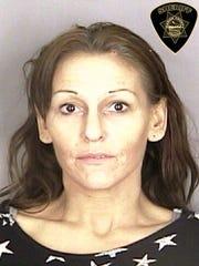 Sheryl Annette Loschiavo, 38, of Portland was arrested