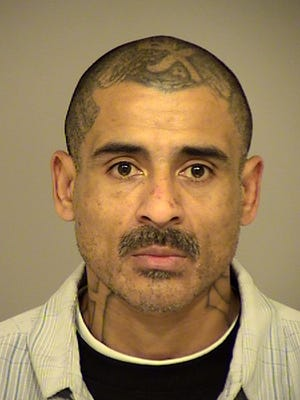 Raymond Quintana, 40, of Oxnard, was arrested Saturday on suspicion of committing grand theft from a Camarillo Michael Kors outlet Jan. 4.