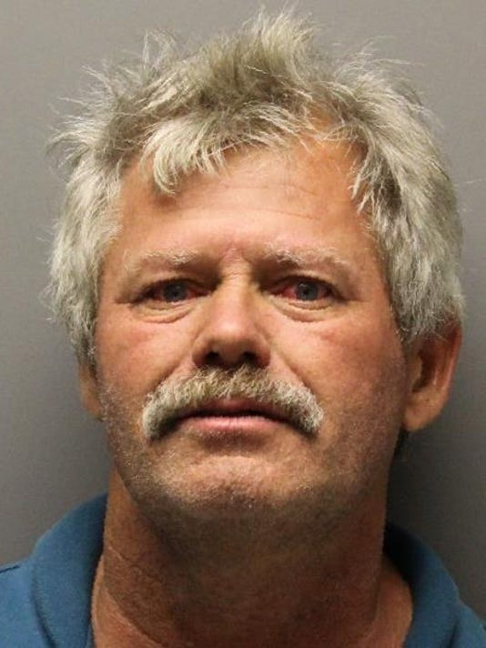 Jeffrey J Colburn arrested Aug 2018