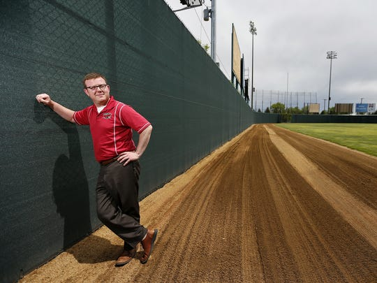 Scott Reasoner, President of the Great Falls Voyagers, has lined up plenty of on-field activities for everyone in the family at Centene Stadium with the absence of the Voyagers' baseball team.
