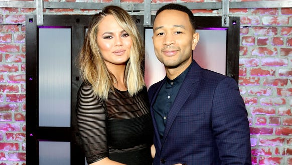 Chrissy Teigen shares a Father's Day message to hubby