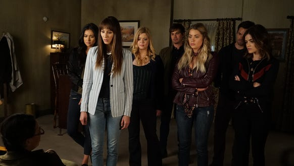 'Pretty Little Liars' has finally come to an end.