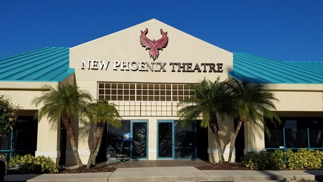 New Phoenix Theatre is expected to open this January in south Fort Myers.