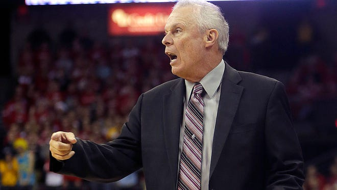 Bo Ryan compiled a 747-233 record over 31 seasons coaching college basketball.