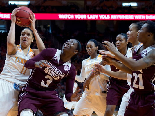 Mississippi St Tennessee Basketball