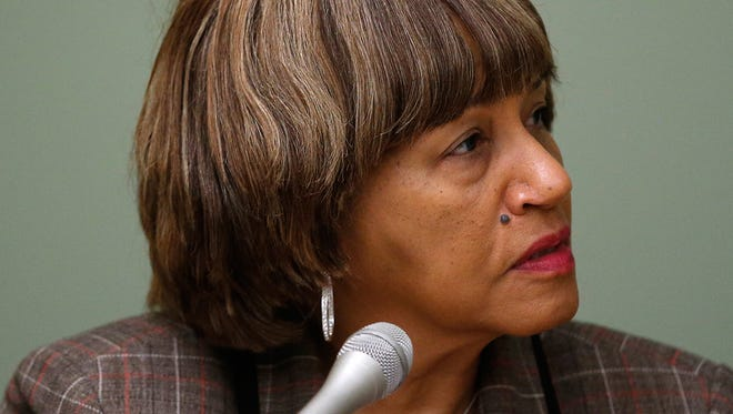 Tallahassee City Manager Anita Favors Thompson