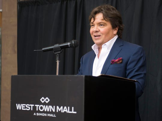 Oliver Smith IV, president of Oliver Smith Realty & Development Co. at West Town Mall on Thursday, July 19, 2018.