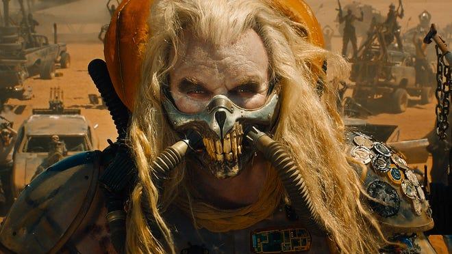 """Hugh Keays-Byrne is Immortan Joe in """"Mad Max:Fury Road."""""""