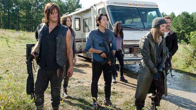 The Walking Dead is one of Netflix's top five most cheat-worthy shows.