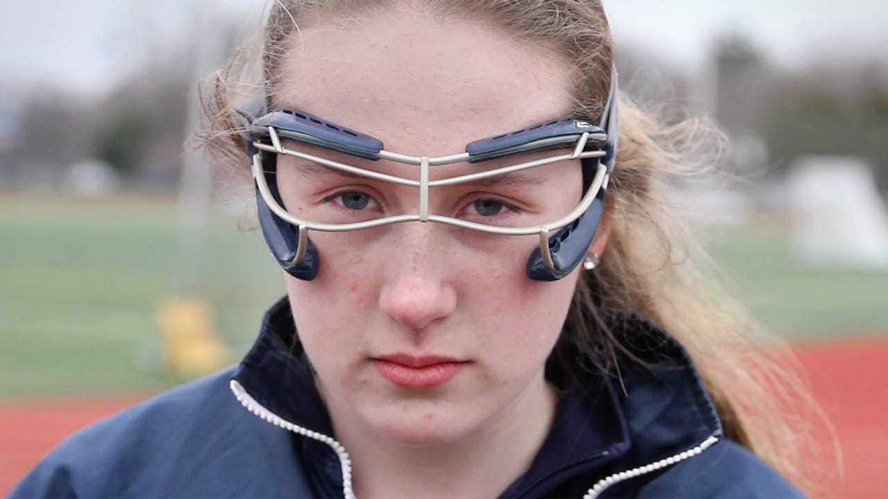 Hockey is passion for Brighton's Rene Gangarosa, but she's driven in tennis and lacrosse, too.