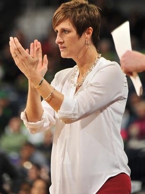Indiana Hoosiers coach Teri Moren has led her team into the third round of the WNIT tournament.