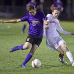 Sturgeon Bay, St. Lawrence soccer teams meet in WIAA sectional clash of titans