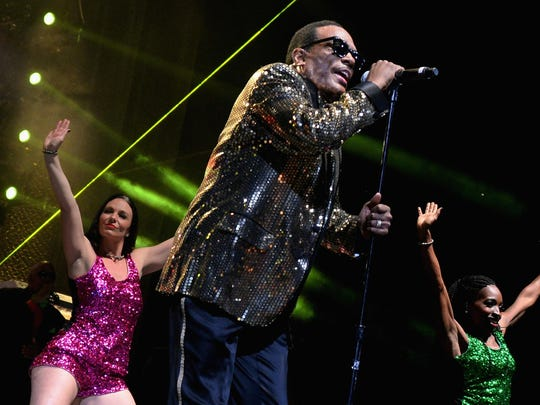 Charlie Wilson will perform on June 11 at Bankers Life Fieldhouse.