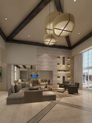 The Spectra apartments in South Fort Myers range in