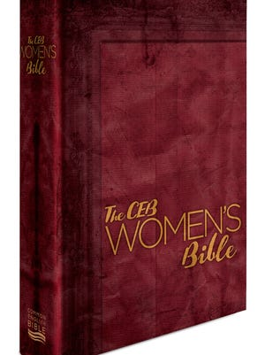 The CEB Women's Bible — a version of the Common English Bible, which was released in 2011 — is annotated solely by women.