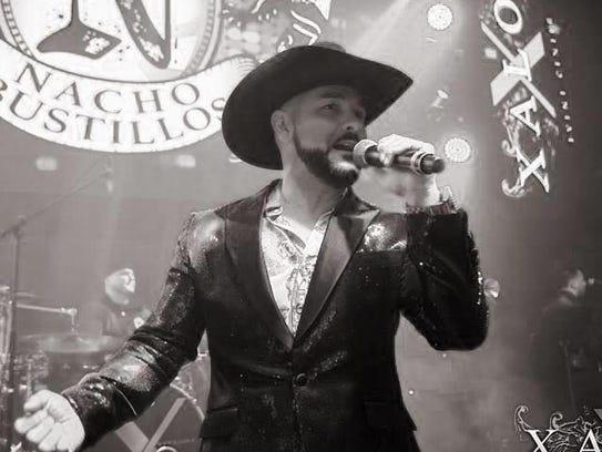 """Nacho """"Nash"""" Bustillos will perform a Cinco de Mayo"""