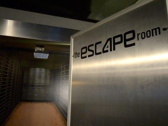 Esc4pe located at 156 College Street in downtown Burlington