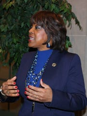 Physician Valerie Montgomery Rice is president and