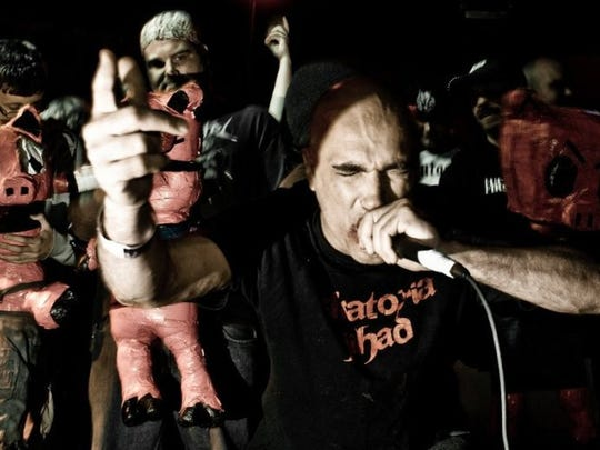 Green Jelly is known for its theatrics and 'Three Little Pigs' music video from the early '90s.