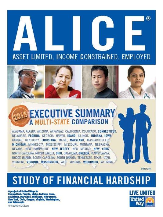 ALICE United Way Report