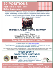 The Union County Workforce Innovation Business Center