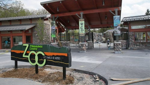 Milwaukee County Zoo is among the county-owned venues being made available for activities around the 2020 Democratic National Convention in Milwaukee.
