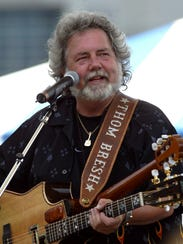 Hall of fame guitarist Thom Bresh is one of the performers