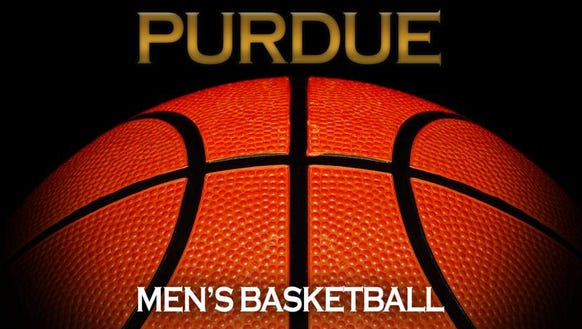 Purdue men's basketball logo