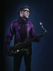 """Grammy-winning saxophonist Kirk Whalum hosts Kafé Kirk, a music and conversation program that's part of the Halloran's """"On Stage"""" series."""