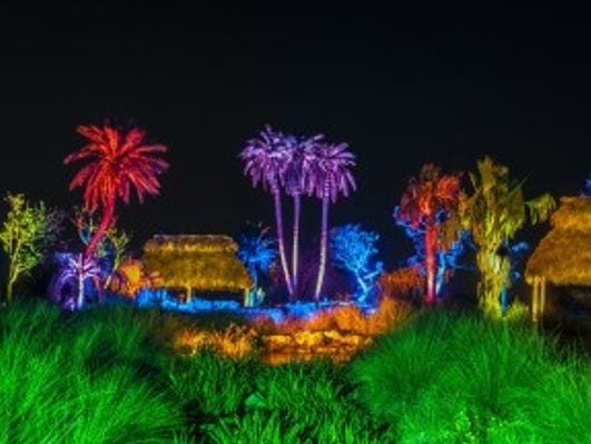 It's the most wonderful time of the year, spend it with the Garden, full of joy and cheer. Win 4 tickets to the Naples Botanical Garden!