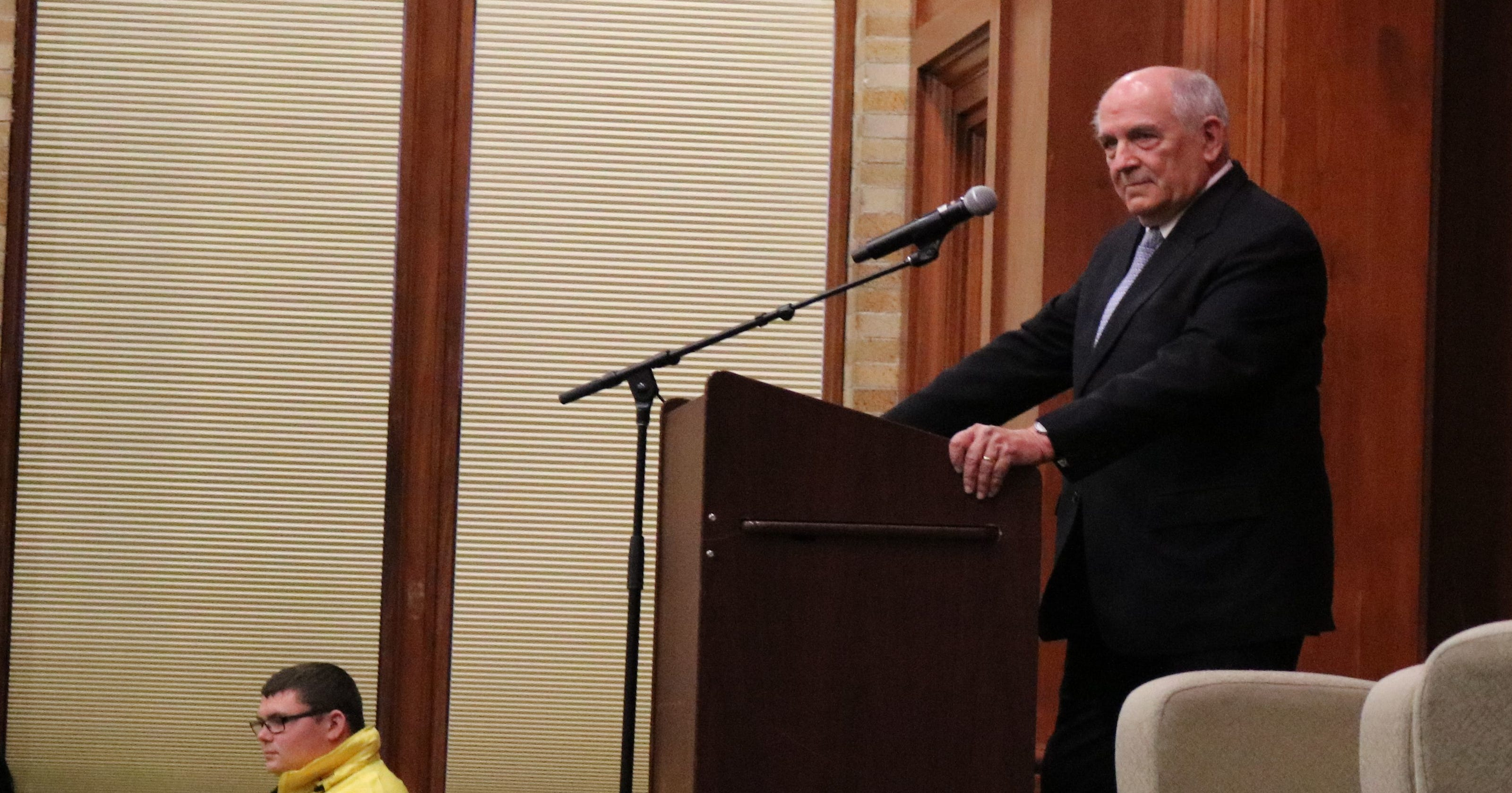 Madison preparing for libertarian speaker Charles Murray after