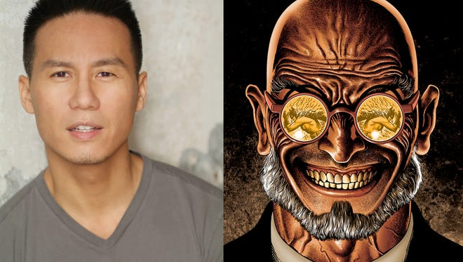 """Jurassic World"" star BD Wong has been cast as the villainous Hugo Strange in Fox's ""Gotham"" TV series."