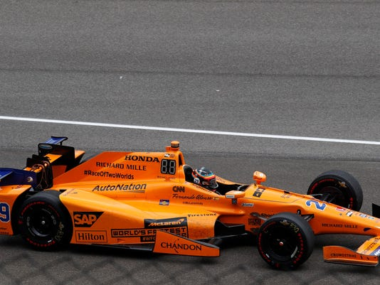 IndyCar: 101st Running of the Indianapolis 500