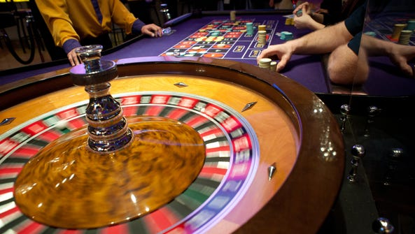 Guests can try their luck at Mount Airy Casino Resort.