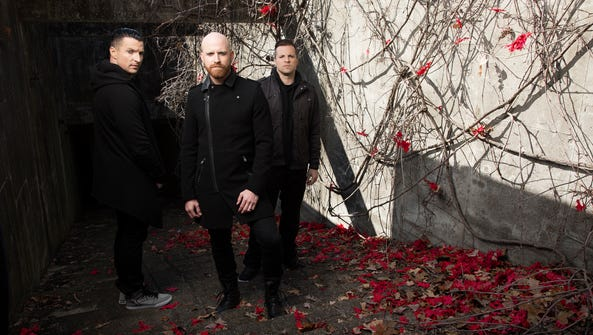 RED will play Winter Jam on Friday at Bon Secours Wellness