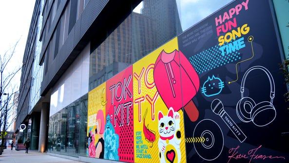 Tokyo Kitty, a Japanese karaoke-themed bar at 575 Race